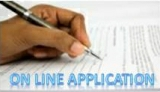 On line Applicatoiin