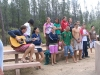 Worship at the Lake